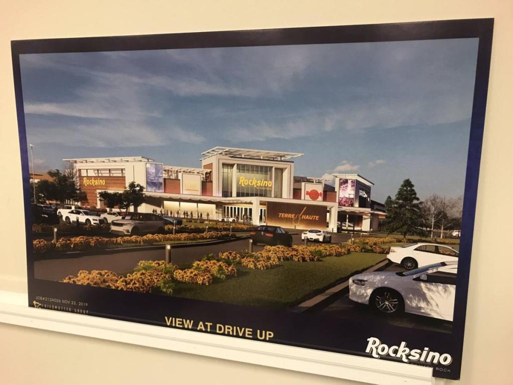 Terre Haute casino will be called Rocksino.